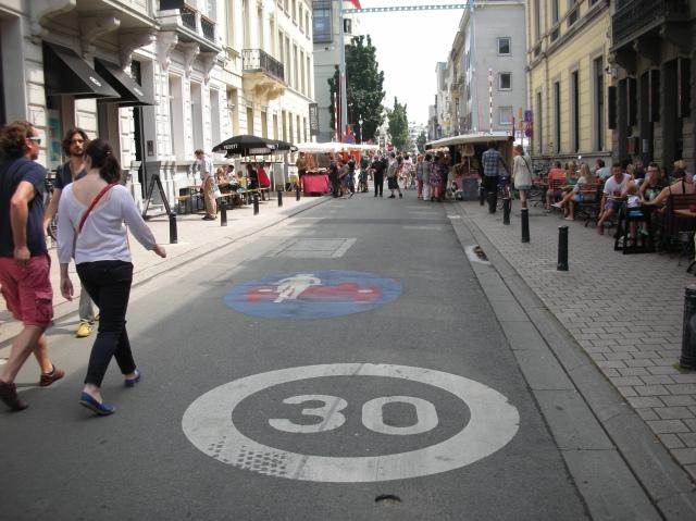 רחוב אופניים